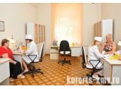 Ессентукская клиника ФГБУ ПГНИИК ФМБА России, лечебная база