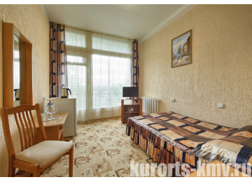 Санаторий «Им. Анджиевского» Стандарт 1-местный 1-комнатный 1 категории (корпус №15)