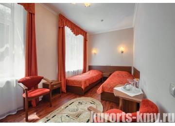 Санаторий «Им. Анджиевского» Улучшенный 2-местный 1-комнатный (Корпус №12)