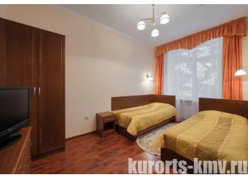 Санаторий «Им. Анджиевского» Полулюкс 2-местный 2-комнатный (Корпус №12)
