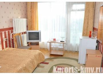 Санаторий «Им. Анджиевского» Стандарт 1-местный 1-комнатный 1 категории (Корпус №20)