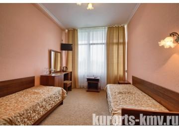Санаторий «Им. Анджиевского» Стандарт 2-местный 1-комнатный 1 категории (Корпус №15)