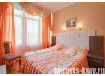 Санаторий «Им. Анджиевского» Апартаменты 2-местный 2-комнатный (Корпус №15)