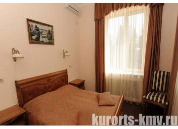 Санаторий «Им.Сеченова» Ессентуки Люкс 2-местный 2-комнатный №203, 303