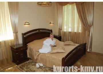 Санаторий «Им.Сеченова» Ессентуки Люкс 2-местный 3-комнатный №101