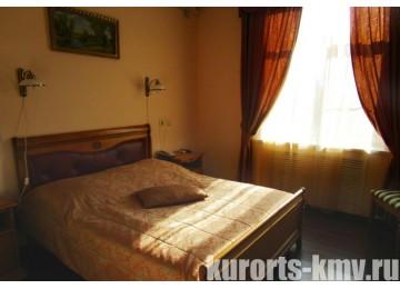 Санаторий «Им.Сеченова» Ессентуки Люкс 2-местный 2-комнатный (№ 119)