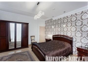 Санаторий «Истокъ» Ессентуки Suite СЮИТ 2-местный 3-комнатный корп.2