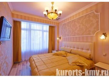 Санаторий «Казахстан» Ессентуки Джуниор сьют 2-местный 3-комнатный