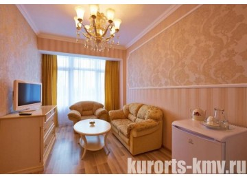 Санаторий «Казахстан» Ессентуки Джуниор сьют 2-местный 2-комнатный