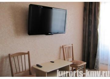Санаторий «Металлург» Ессентуки Люкс 2-местный 2-комнатный корп.8