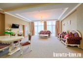 Апартамент 2-местный 2-комнатный, пансионат «Плаза/Plaza Essentuki»