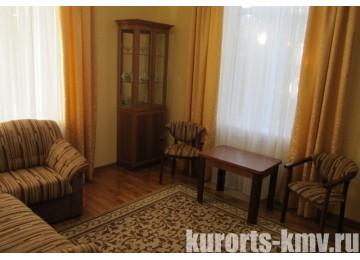 Санаторий «Россия» Ессентуки 2-местный 2-комнатный семейный номер