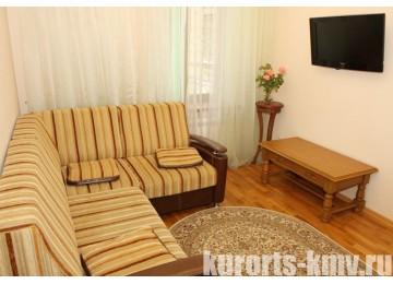 Санаторий «Россия» Ессентуки 1-местный 2-комнатный люкс