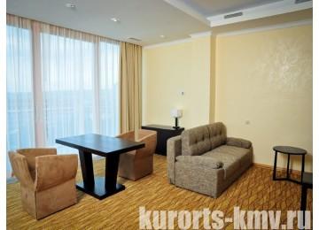 Санаторно-Курортный комплекс «Русь» Люкс 2-местный 2-комнатный