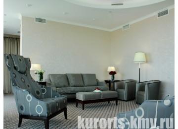 Санаторно-Курортный комплекс «Русь» 2-местный 3-комнатный президентский апартамент