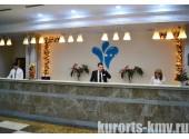 Санаторно-курортный комплекс «Русь» Ессентуки