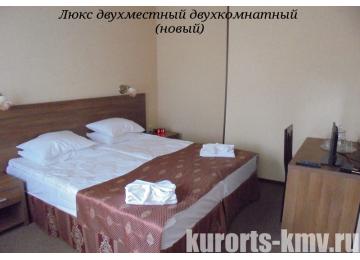 Санаторий «Целебный ключ» Ессентуки Люкс 2-местный 2-комнатный