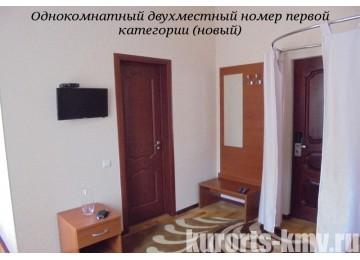 Санаторий «Целебный ключ» Ессентуки Стандарт 2-местный 1-комнатный 1 категории
