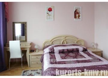 Санаторий Жемчужина Кавказа Ессентуки Люкс 2-местный 2-комнатный