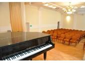 Санаторий  «Им. Димитрова» | концертный зал