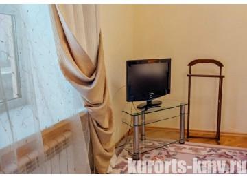Санаторий «Долина Нарзанов» Кисловодск Люкс 2-комнатный 2-местный