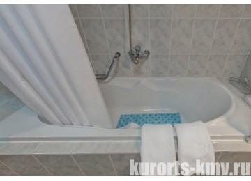 Санаторий «Долина Нарзанов» Кисловодск Люкс 2-местный 1-комнатный корп.Гемо
