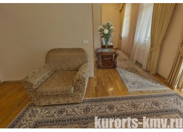 Санаторий «Долина Нарзанов» Кисловодск Апартамент 2-местный 2-комнатный №№308, 408