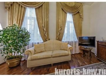 Санаторий «Долина Нарзанов» Кисловодск Люкс 2-местный 2-комнатный №№101, 201, 202
