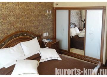 Санаторий «Джинал» Кисловодск Люкс 2-местный 2-комнатный