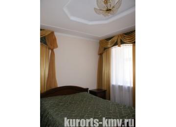 Санаторий «Им. Кирова» Кисловодск Люкс 2-местный 1-комнатный корп.3