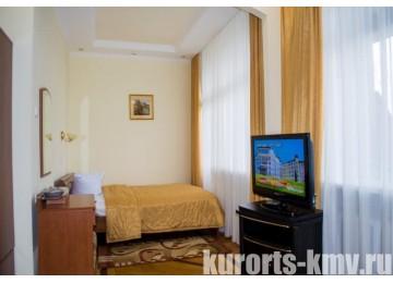 Санаторий «Кругозор» Кисловодск Люкс 1-местный 2-комнатный корп.1