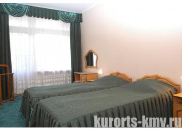 Санаторий «Москва» Кисловодск Люкс 2-местный 3-комнатный корп. №3