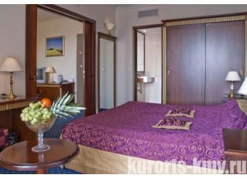 Санаторий «Плаза» Кисловодск Апартамент 2-местный 3-комнатный