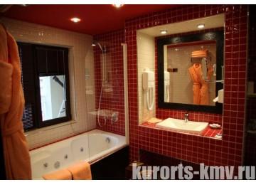 Санаторий «Плаза» Кисловодск Апартамент «Азия» 2-местный 3-комнатный