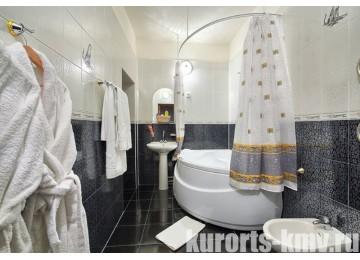 Санаторий «Солнечный» Кисловодск Апартамент 2-местный 3-комнатный