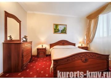 Санаторий «Солнечный» Кисловодск Люкс 2-местный 2-комнатный