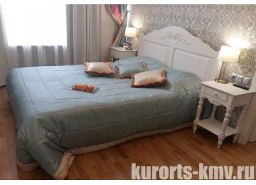 Санаторий «Целебный Нарзан» Кисловодск 2-местный 2-комнатный Прованский люкс