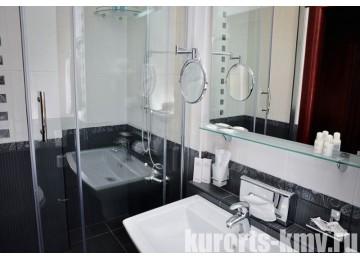 Санаторий «Целебный Нарзан» Кисловодск 2-местный 1-комнатный комфорт