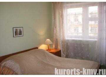 Санаторий «Центросоюза» Кисловодск Стандарт 2-местный 2-комнатный корп.1