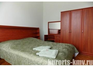Санаторий «Центросоюза» Кисловодск Стандарт 2-местный 2-комнатный корп.2