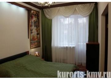 Санаторий «Центросоюза» Кисловодск Люкс 2-местный 2-комнатный корп.1