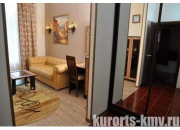 Санаторий «Центросоюза» Кисловодск Люкс 2-местный 2-комнатный корп.3