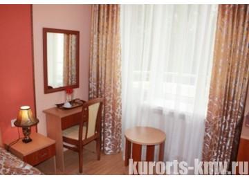 Санаторий «Центросоюза» Кисловодск Стандарт 1-местный 1-комнатный корп.1