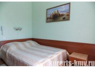 Санаторий «Центросоюза» Кисловодск Стандарт 1-местный 1-комнатный корп.2