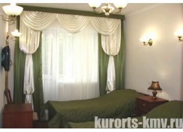 Санаторий «Центросоюза» Кисловодск Стандарт 2-местный 1-комнатный корп.1