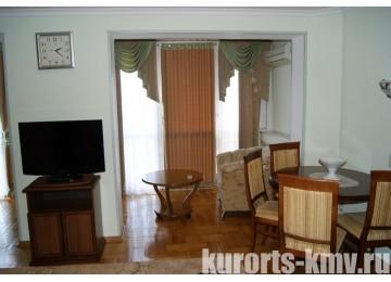 Санаторий «Виктория» Кисловодск Люкс ПК 2-местный 2-комнатный