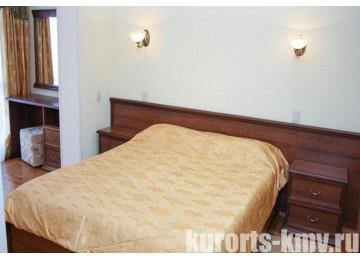 Санаторий «Виктория» Кисловодск Апартаменты 2-местный 3-комнатный