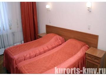 Санаторий «Виктория» Кисловодск Полулюкс 2-местный 2-комнатный
