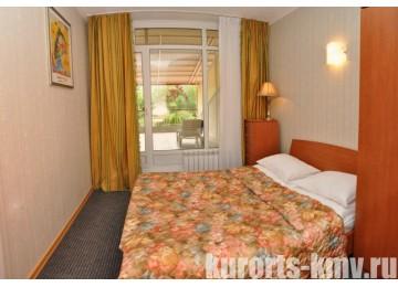 Санаторий «Вилла Арнест» Люкс 2-местный 2-комнатный