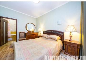 Санаторий «Вилла Арнест» Люкс 2-местный 2-комнатный Посольский